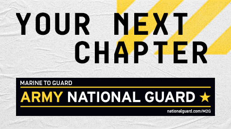 Marine to Guard: Your Next Chapter