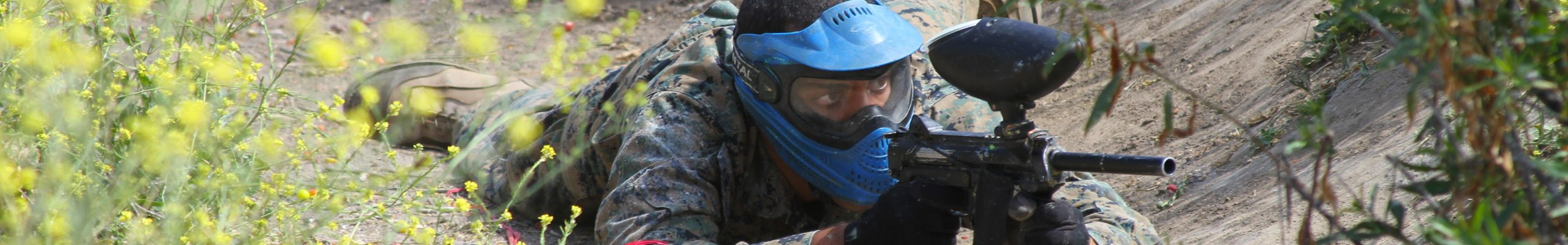 Recreation Paintball Camp Pendleton Marine