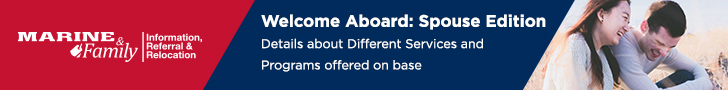 Welcome Aboard: Spouse Edition – Details about different services and programs offered on base.