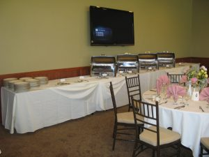 Marine Memorial Golf Course wedding catering