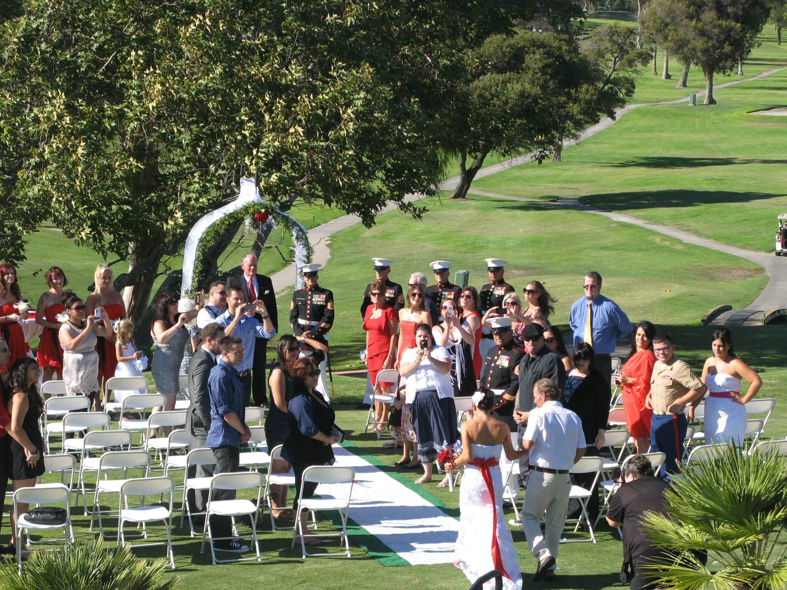 Golf Course Events 1170