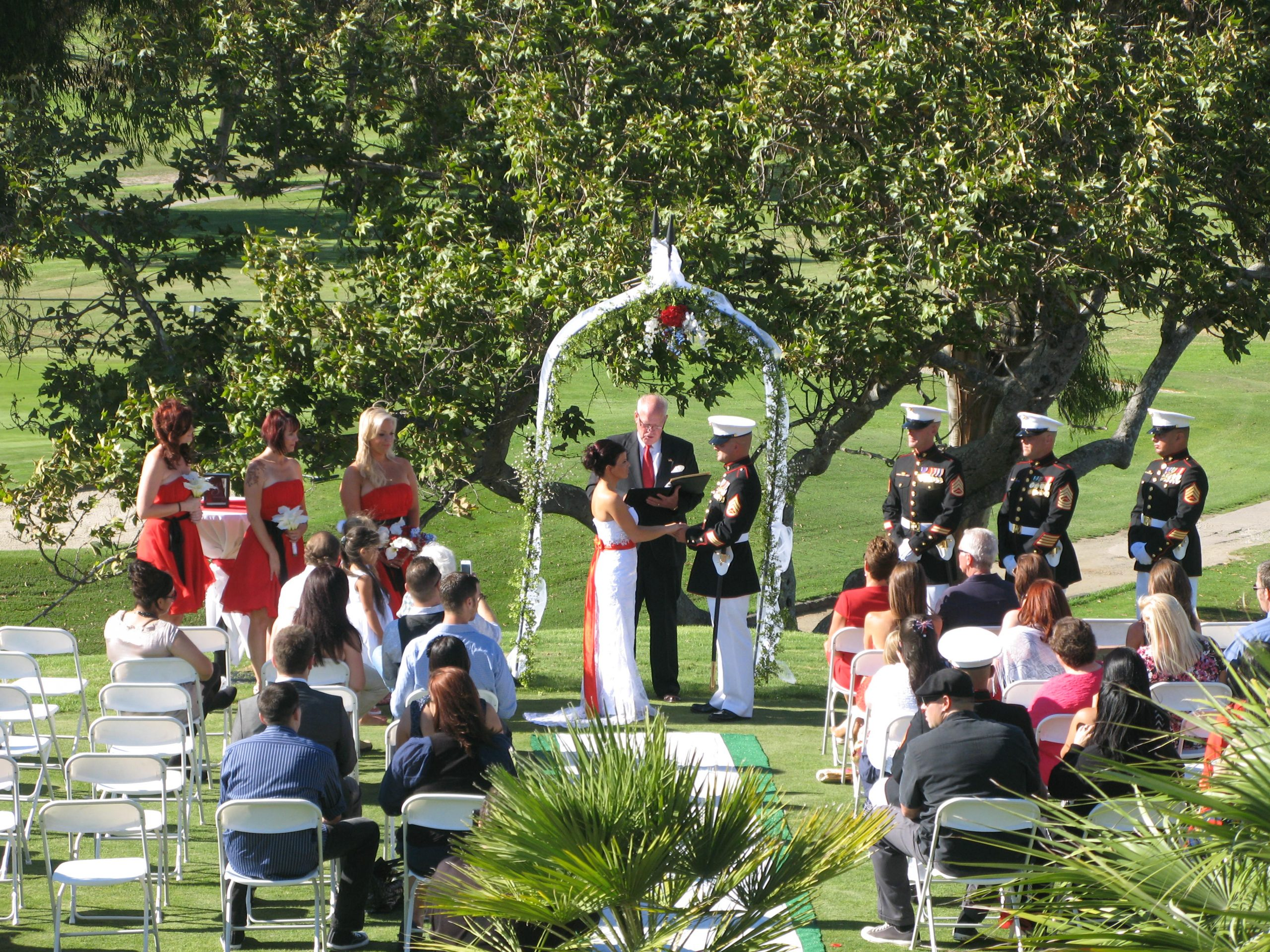 Golf Course Events 1175