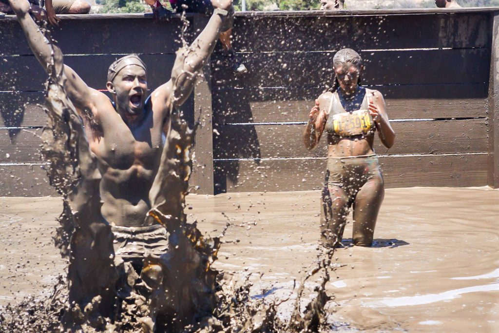 Hard Corps Race Series: Mud Run