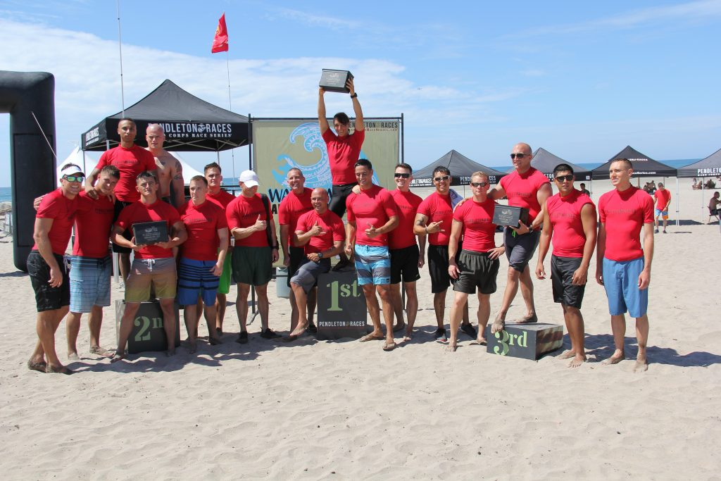 Hard Corps Race Series: Water Warrior