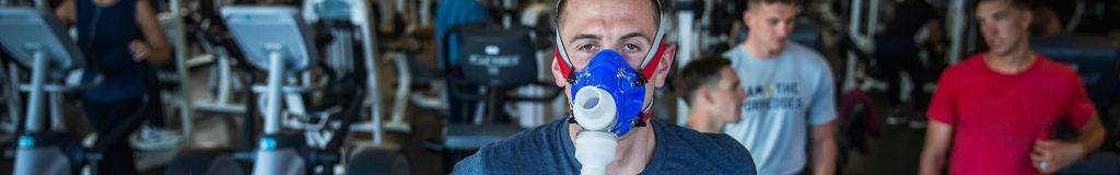 BCP and VO2 Max tests at Camp Pendleton