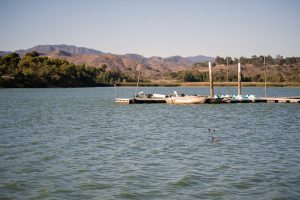 Lake Oneill Boat Rentals Dock