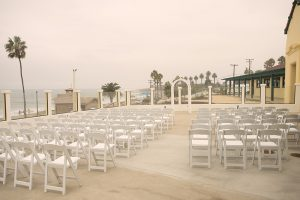 san onofre beach house exterior event seating