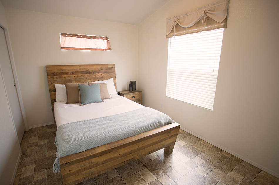 san onofre beach cottages master bedroom