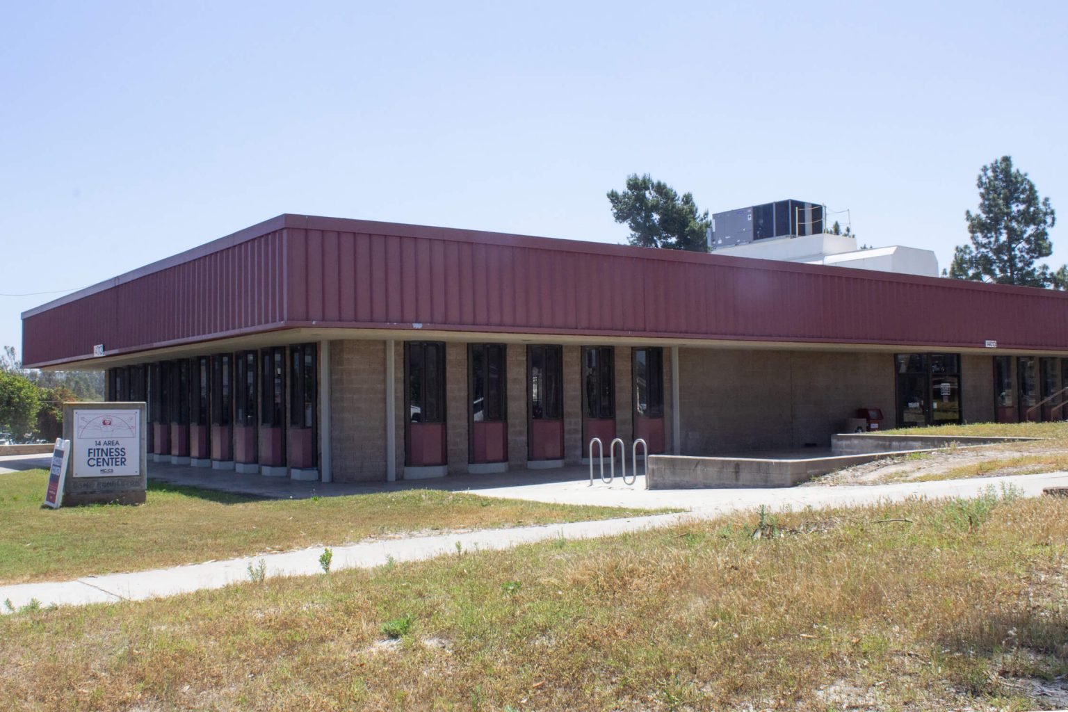 14 Area Fitness Center Building