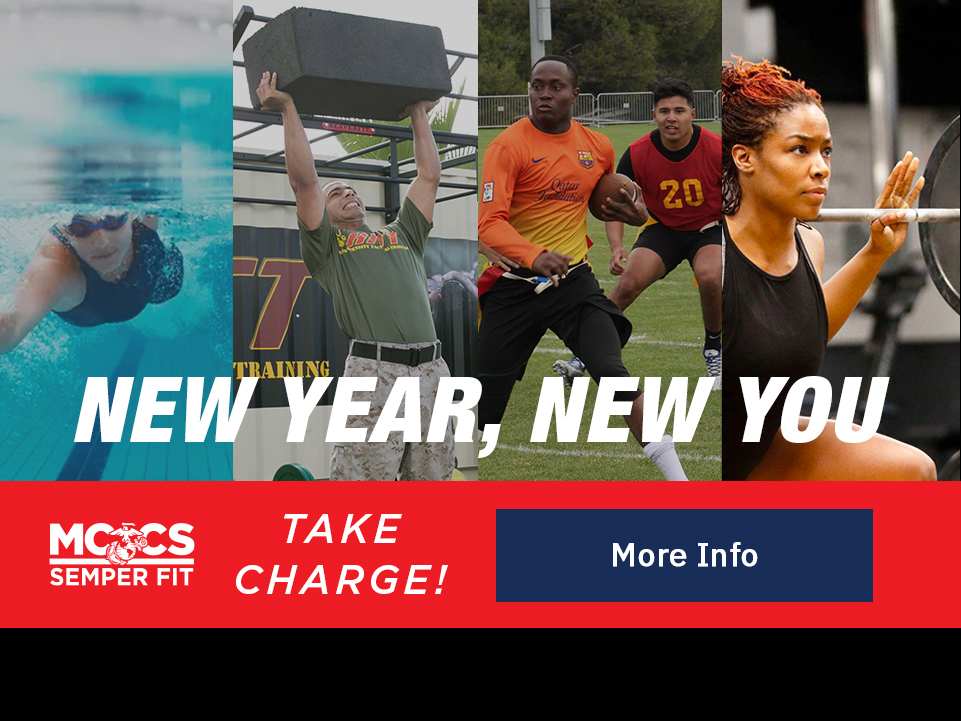 New Year New You, Take charge!; Button: More Info