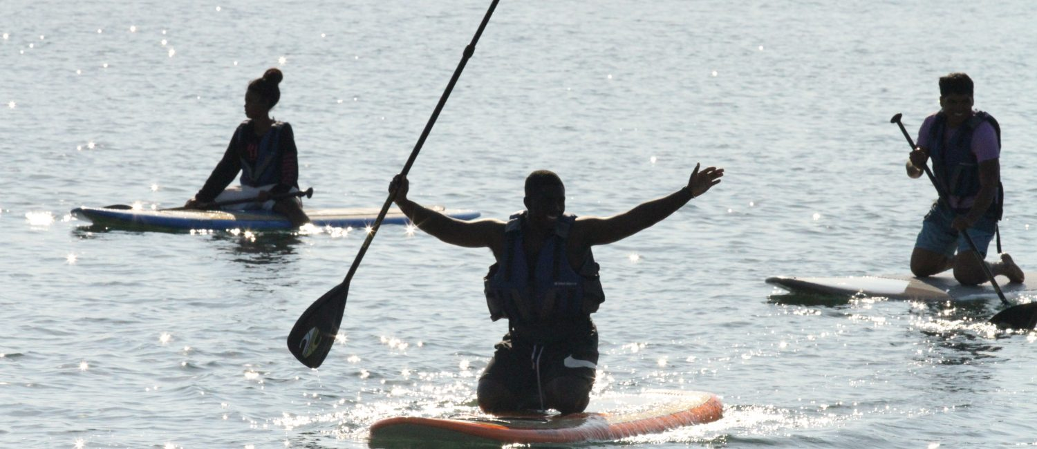 Outdoor Adventures Stand Up Paddle Board