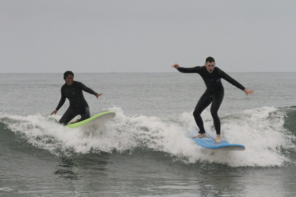 Outdoor Adventures Surfing