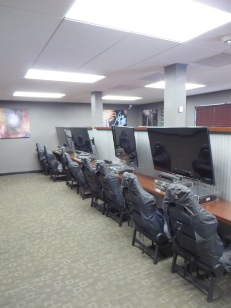 SMPvideo Game Room